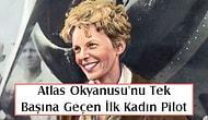 Pasifik'te Sırra Kadem Basan Pilot Amelia Earhart'a Ne Olduğu Üzerine Gizemli Bir İddia!