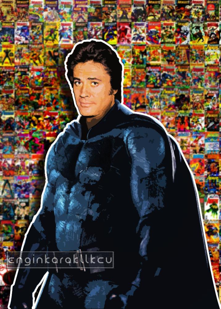 Yeşilçam Karakterlerinin Süper Kahramana Dönüştüğü 14 Photoshop Çalışması 48