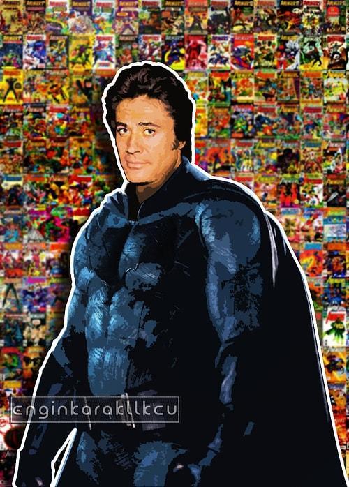 Yeşilçam Karakterlerinin Süper Kahramana Dönüştüğü 14 Photoshop Çalışması 36