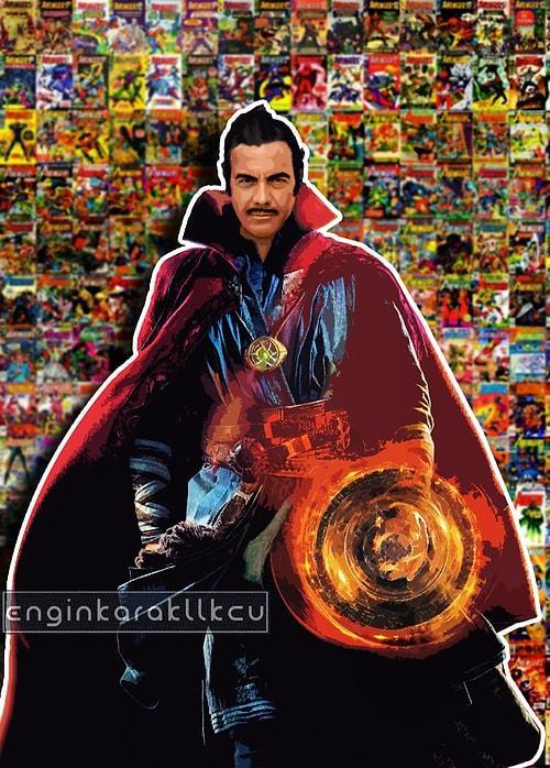 Yeşilçam Karakterlerinin Süper Kahramana Dönüştüğü 14 Photoshop Çalışması 42