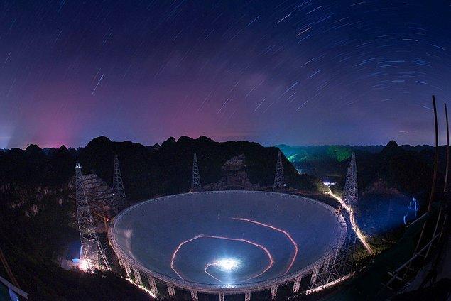 SETI projesi kapsamında uzayı, dinleyebildiğimiz en uzak noktasına kadar didik didik etmeye başladık.