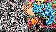 """İnsanların Gerçek Anlamda """"İçinde Kaybolduğu"""" Düşündürücü ve Göz Alıcı 17 Sanat Eseri"""