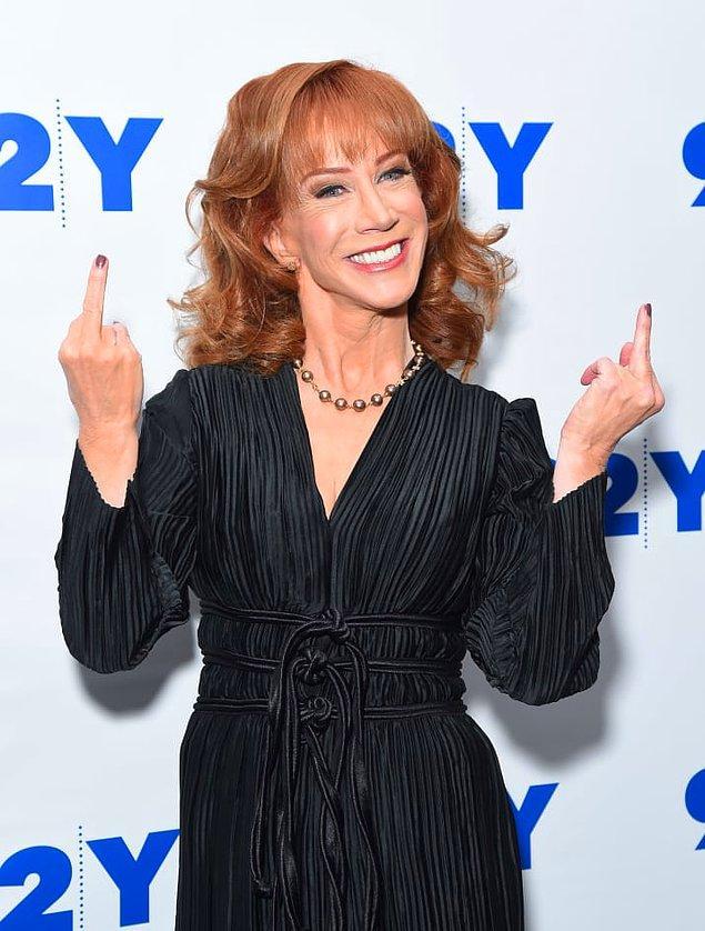 5. Kathy Griffin