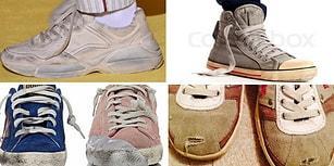 Yıllarca Giydiğiniz Ayakkabınız Bunu Beğendi: Eski ve Kirli Görünümlü Ayakkabı Trendi