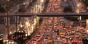 Yılda 3'ten Fazla Kaza Yapan 10 Bin 600 Trafik Canavarına 'Psikoteknik Test' Şartı