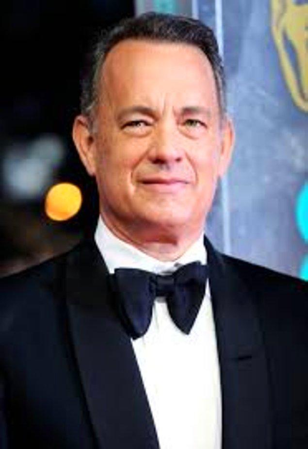 19. Tom Hanks ve oğlu Colin Hanks