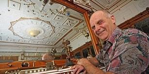 Belediyenin Toplu Konutunda Yaşayan ve Evini Versay Sarayı'na Dönüştüren Marifetli Emekli!