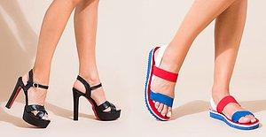 Kadınlar Dikkat: Size Göre O Kadar Yazlık Ayakkabı Modeli Var ki Seçene Kadar Yaz Bitebilir!