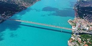 NASA, İstanbul Boğazı'nın Mavi Renkten Turkuaza Dönmesinin Altındaki Sebebi Açıkladı!