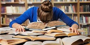 Üniversite Sınavına Girmiş Olanların En Yakından Çektiği 12 Çile
