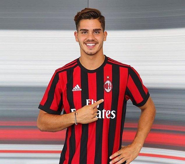 114. Andre Silva ➡️  Milan