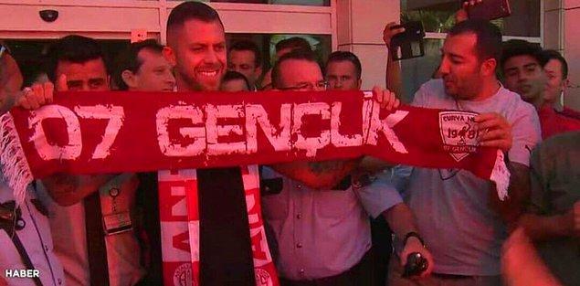 116. Jeremy Menez ➡️  Antalyaspor