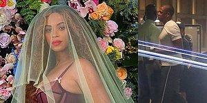 Kraliçe Hala Hastanede! Beyonce'nin İkizlerinin Doğumuna Dair İlk Haberler ve Kareler