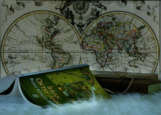 11. Puslu Kıtalar Atlası - İhsan Oktay Anar