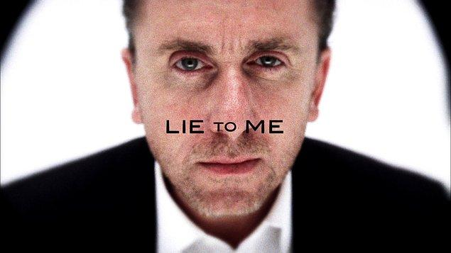 21. Lie to Me (2009–2011)    IMDb 8.0