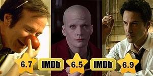 IMDb Puanı 7'nin Altında Olsa da Seyir Zevki Kaf Dağı'nın Üstünde Olan 30 Film