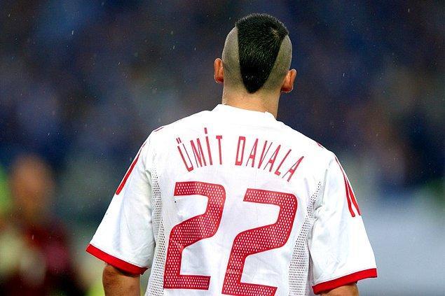 Ümit Davala demişken, o saç stilini hatırlamamak mümkün mü?