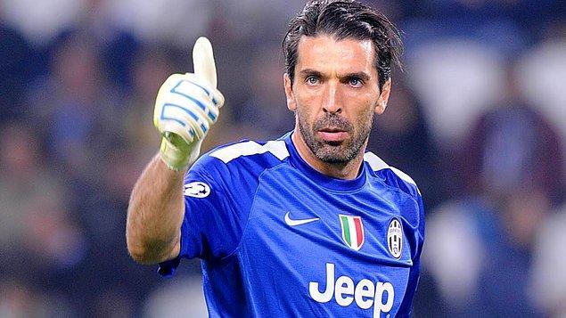1. Gianluigi Buffon