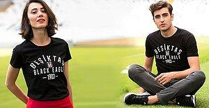 Kalbin Siyah Beyaz İçin Atıyorsa Beşiktaşlılara Özel Hazırlanan Bu Koleksiyonu Görmelisin!