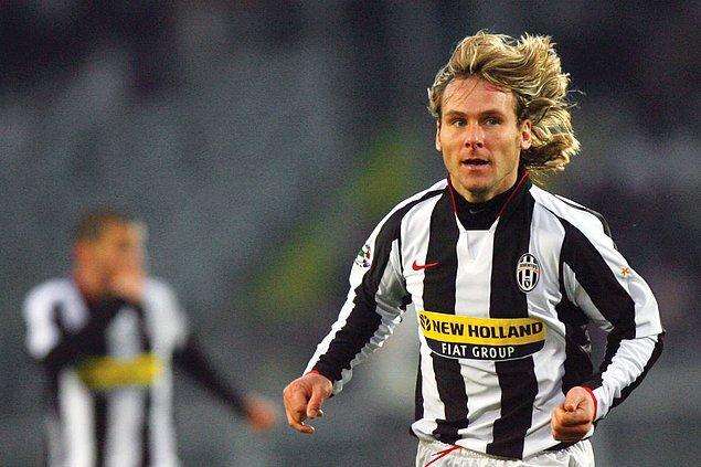 13. Pavel Nedved
