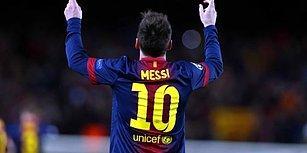Respect! 30. Yaşında Lionel Messi'nin Kırılması Güç 30 Rekoru