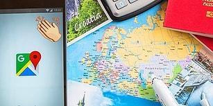 Her Seyahat Severin Cebinde Bulunması Gereken Altın Değerinde Google Uygulamaları