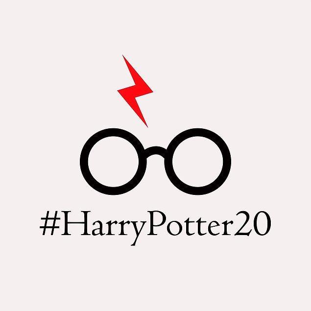Twitter, Harry Potter serisinin 20. yılına özel bir emoji hazırladı 👇