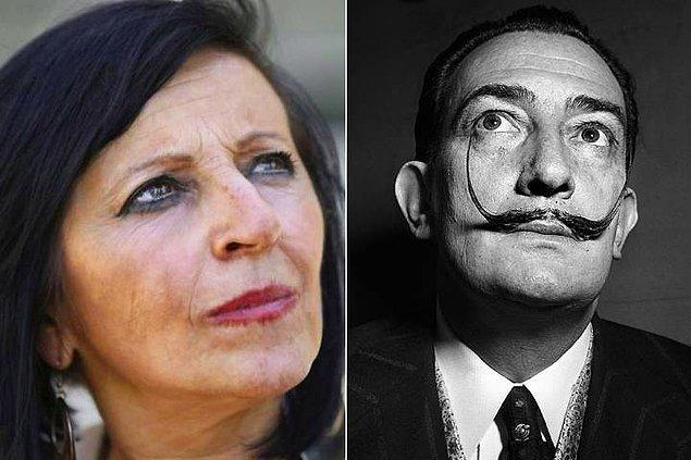 İspanya'nın başkenti Madrid'de mahkeme, Dali'nin kızı olduğunu iddia eden Pilar Abel Martinez'in başvurusunu kabul etmiş ve sanatçının mezarının DNA testi için açılmasına karar vermişti.