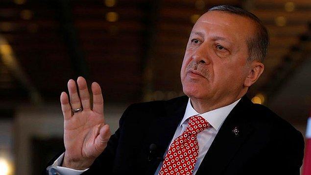 Gelişmelerin ardından Erdoğan açıklama yapmış ve ABD yargısını eleştirmişti.