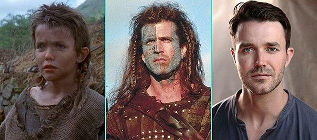 8. Cesur Yürek (1995)   James Robinson - Mel Gibson - James Robinson (Günümüz)