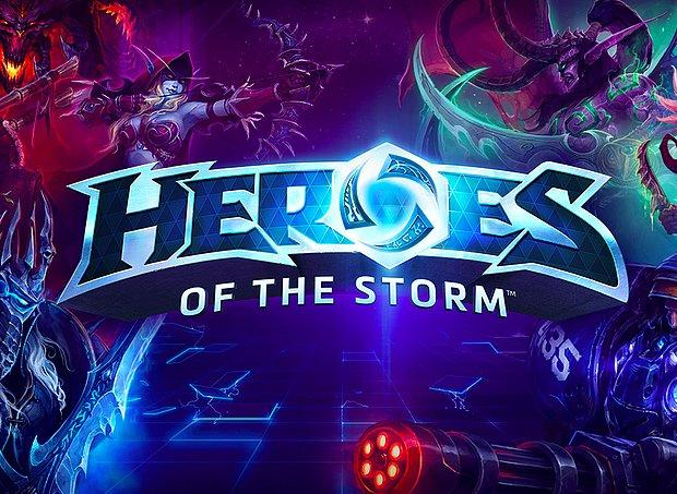 Heroes of the Strom