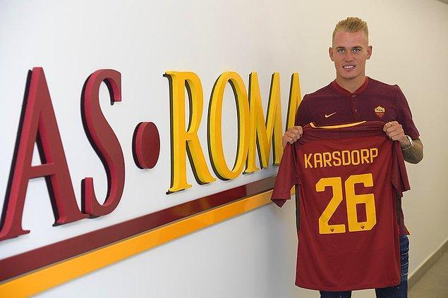 88. Rick Karsdorp ➡️  Roma