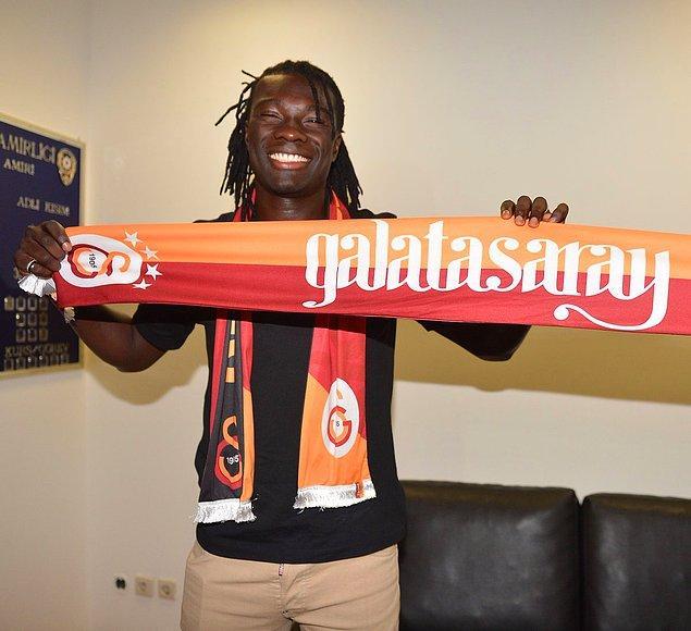 87. Bafétimbi Gomis ➡️  Galatasaray