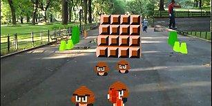 Gerçek Hayatta Mükemmel Bir Super Mario Deneyimi Yaşamaya Hazır Olun!