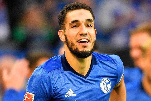 102. Nabil Bentaleb ➡️  Schalke 04