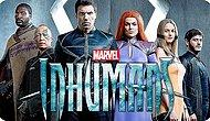 Merakla Beklenen Inhumans Dizisinden İlk Teaser Geldi