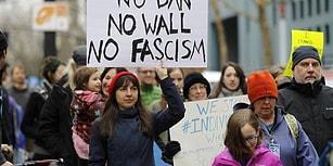 Trump'ın 6 Müslüman Ülkeye Yönelik Tartışmalı Seyahat Yasağı Yürürlükte