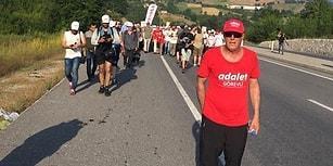 Adalet Yürüyüşü Sırasında Kalp Spazmı Geçiren CHP'li Hüseyin Yıldız'ın 'Durumu İyi'