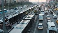 İstanbul'da Toplu Ulaşım Ücretlerine Zam
