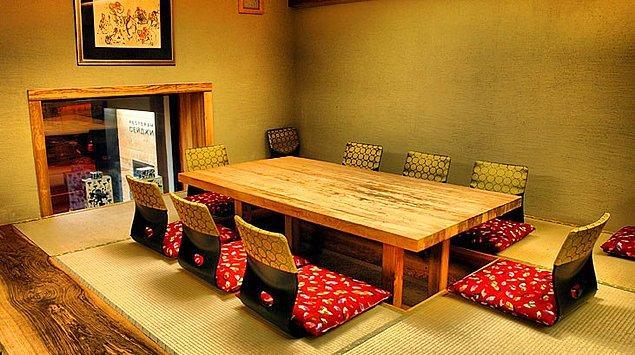 Ben masasız yapamam diyenler için uygun modern ürünler de tasarlanmış...