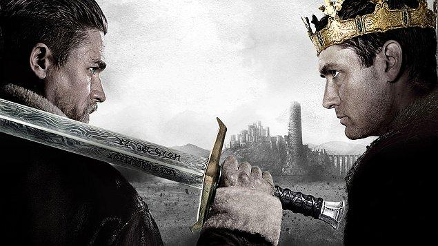 15. Kral Arthur: Kılıç Efsanesi (2017)   IMDb   7.2