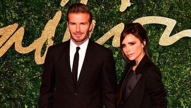 Beckhamların ilişkisi başladığı günden beri oldukça güçü ve çocuklarına bağlı olduğunu gösteriyordu. Bu cevabı da yersiz eleştirilere güzel bir karşılık olmuş oldu.
