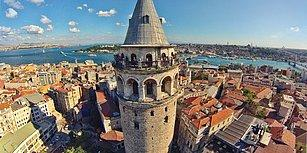 İstanbul'un Simge Yapısı Galata Kulesi'nin Dibinde İnşaat İzni ve 'Çatlak Riski'