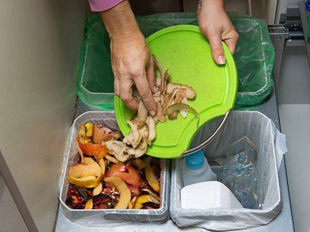 5. Sen de çöplerini böyle ayırıyor musun diye sorsak sana?