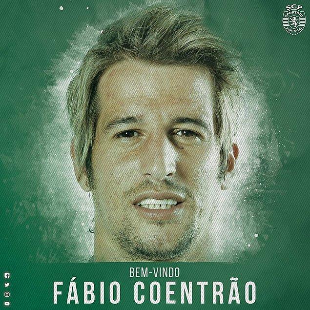 63. Fabio Coentrao ➡️  Sporting Lizbon