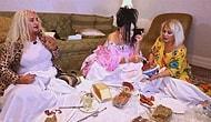 Bülent Ersoy, Safiye Soyman ve Banu Alkan'dan Ütü Üstünde Sucuk Keyfi