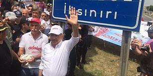Ve Kılıçdaroğlu Gandhi'nin Rekorunu Kırdı: 23 Gün Önce Ankara'dan Başlayan Adalet Yürüyüşü İstanbul'da