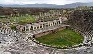 Ara Güler 1958'de Keşfetmişti: Aydın'daki Afrodisias Antik Kenti UNESCO Dünya Mirası Listesi'ne Girdi