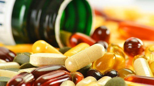 16. Vitaminlere dikkat!