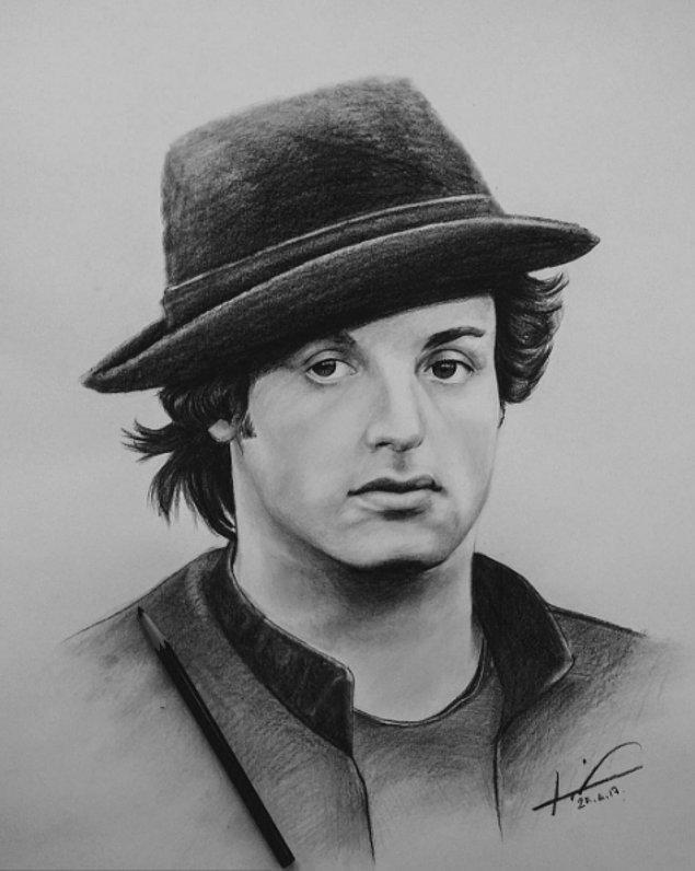 9. Sylvester Stallone (Rocky Balboa)